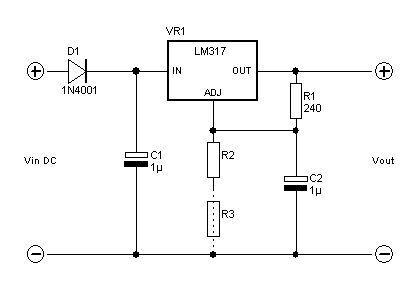 lm317 schema